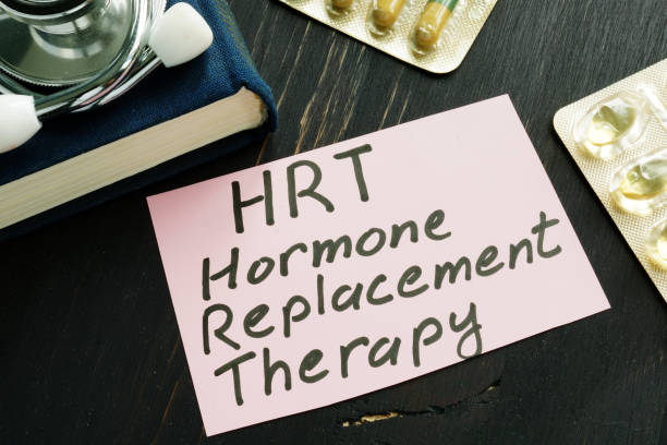Hormone Replacement Therapy – Hormones During Menopause